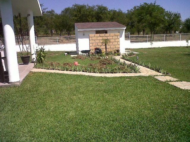 Agosto 2010 dise o de jardin grande imagen en jardineria for Diseno de jardin grande